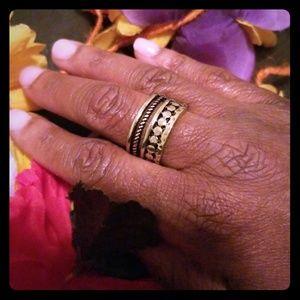 Paparazzi gold ring